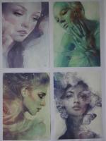 Femmes pastel2